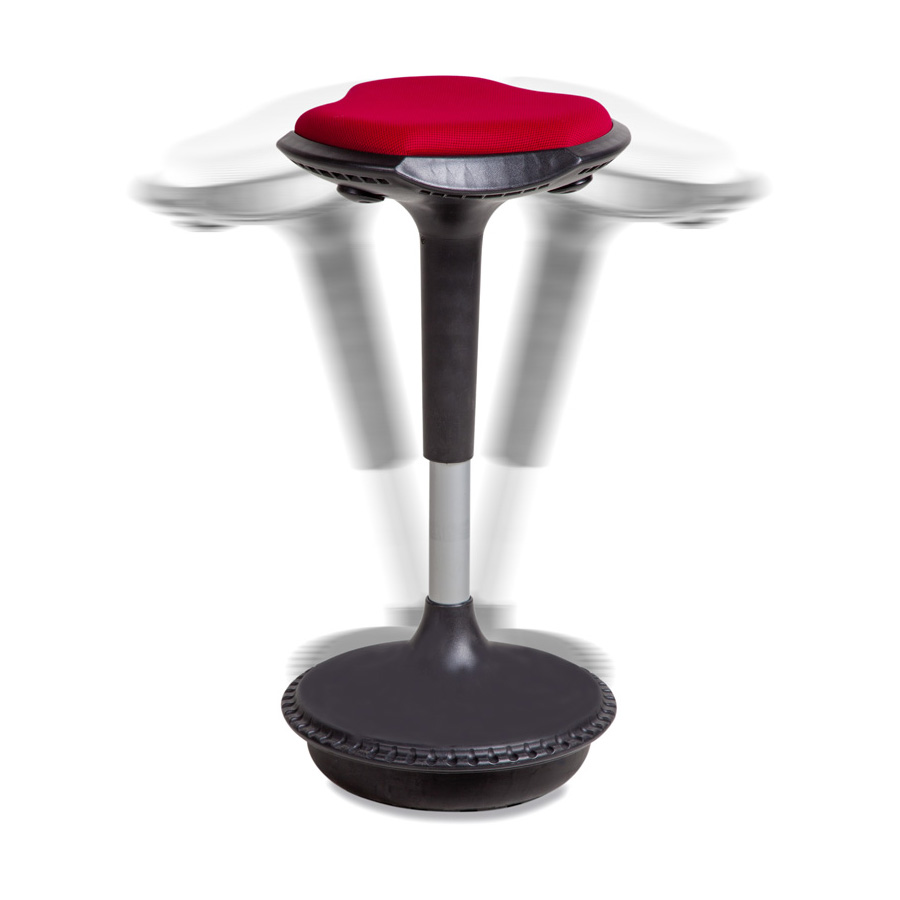 Sitool Gaslift Ergonomic Sit/Stand Stool